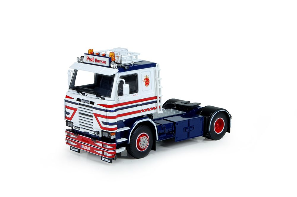 Peter Wouters - Scania 142 4x2