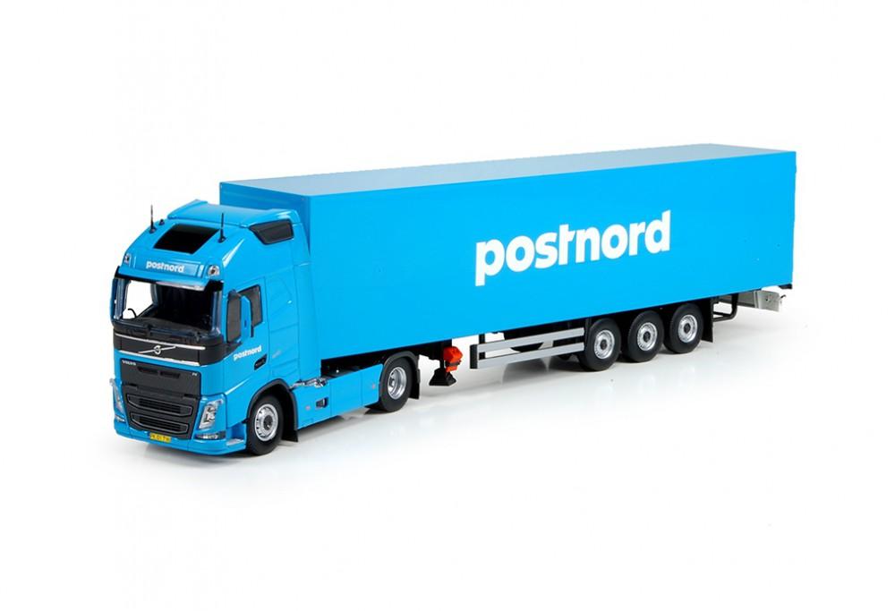Postnord Volvo Fh4 42 Transportmodels