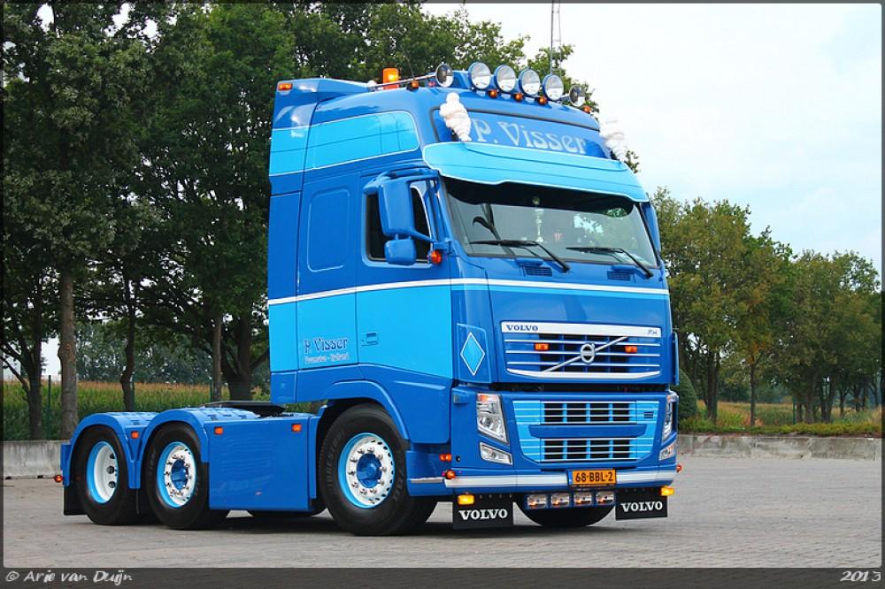 Onwijs Visser – Volvo FH 6×2 | Transportmodels SW-68