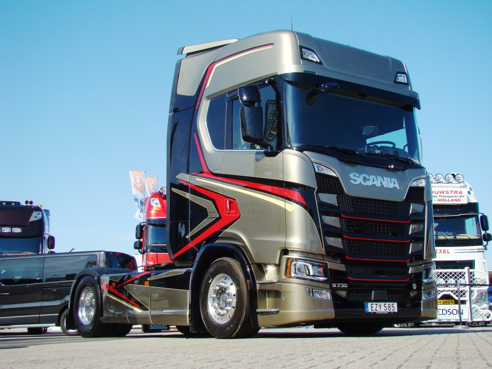 Chimera - Scania S730 4x2 ngs